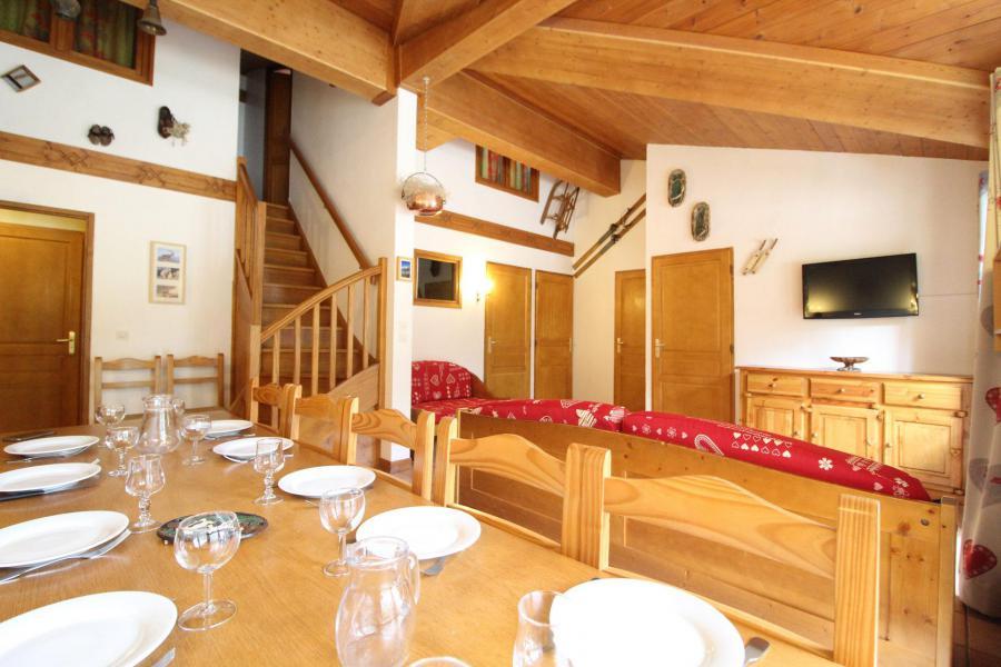 Vacances en montagne Appartement duplex 5 pièces 12 personnes (209) - Résidence les Balcons de Val Cenis le Haut - Val Cenis