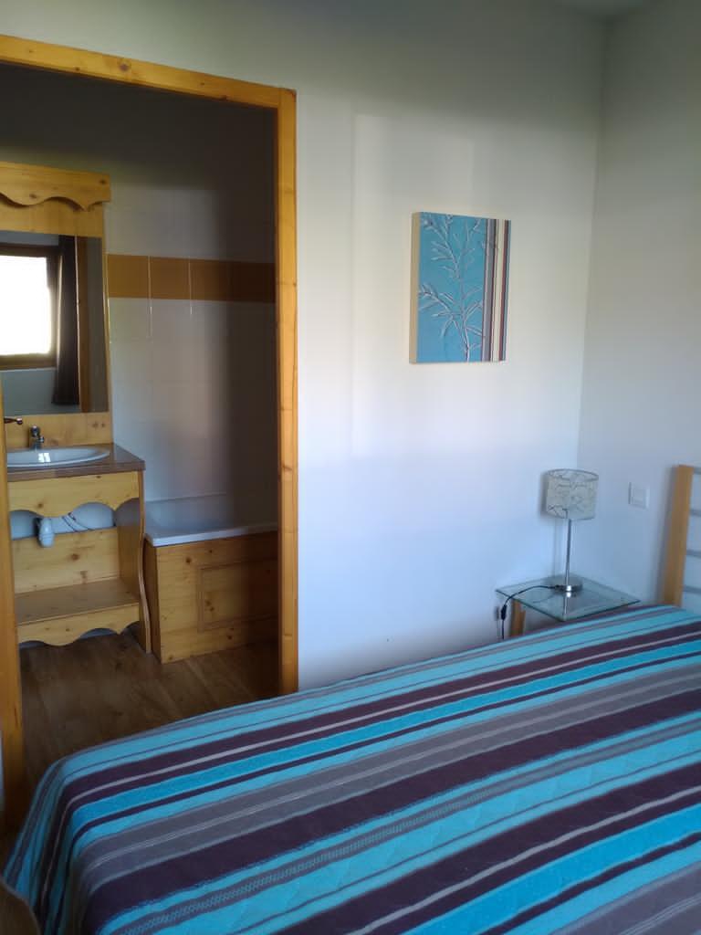 Vacances en montagne Appartement 3 pièces 6 personnes - Résidence les Balcons du Recoin By Resid&Co - Chamrousse - Chambre