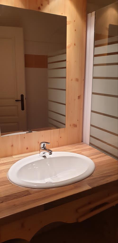 Vacances en montagne Appartement 3 pièces 6 personnes - Résidence les Balcons du Recoin By Resid&Co - Chamrousse - Salle de bains