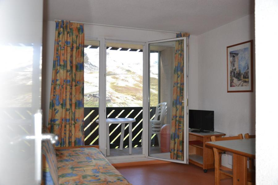 Holiday in mountain resort Studio cabin 4 people (53A) - Résidence les Balcons du Soleil - Peyragudes