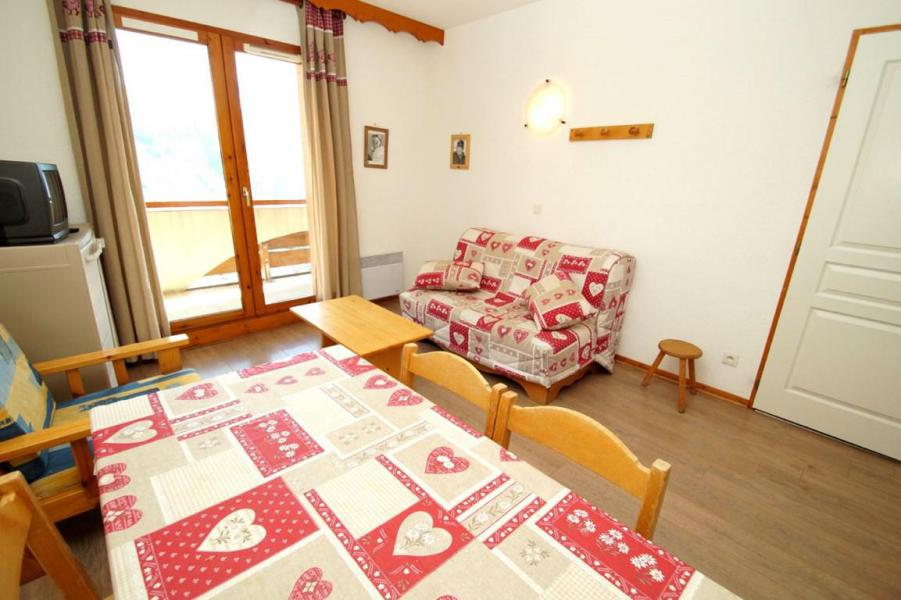 Holiday in mountain resort 2 room apartment 4 people (4) - Résidence les Balcons du Soleil - Les 2 Alpes