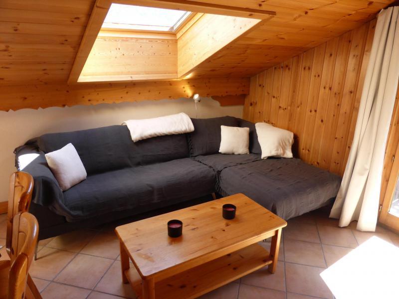 Wakacje w górach Apartament 4 pokojowy 8 osób (BD9) - Résidence les Bergers - Les Contamines-Montjoie