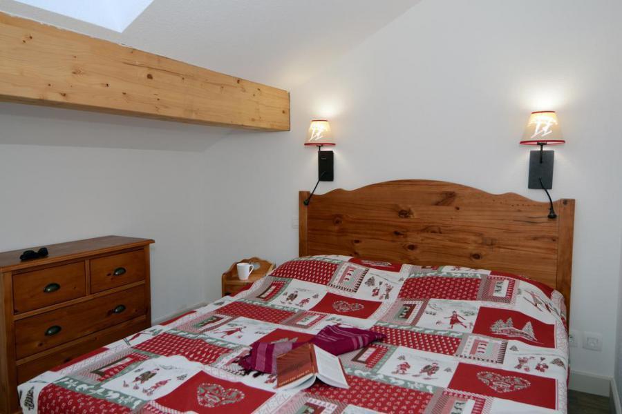 Vacances en montagne Résidence les Bergers - Saint Sorlin d'Arves - Chambre