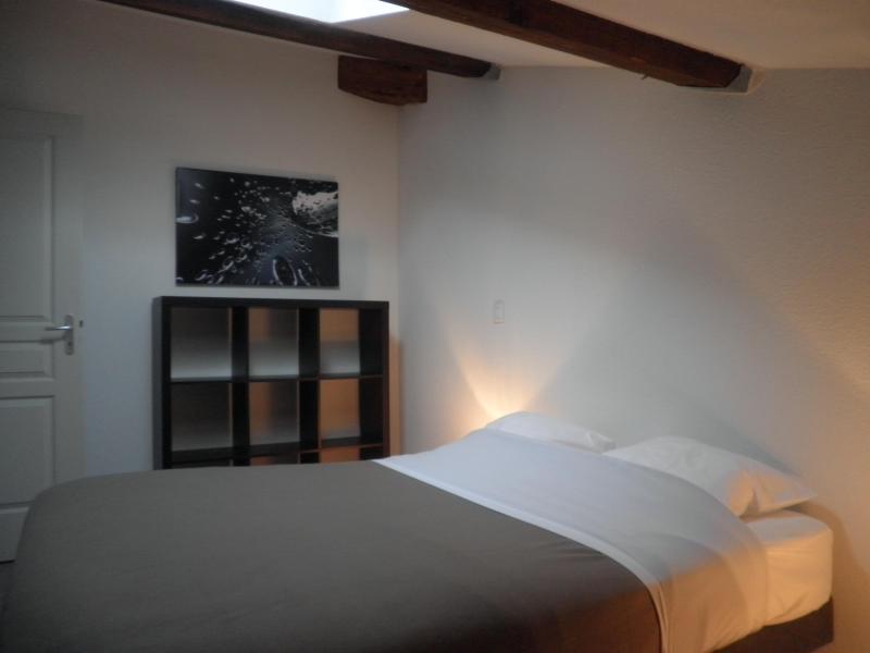 Urlaub in den Bergen Résidence les Blanches Provençales - Chabanon-Selonnet - Doppelbett