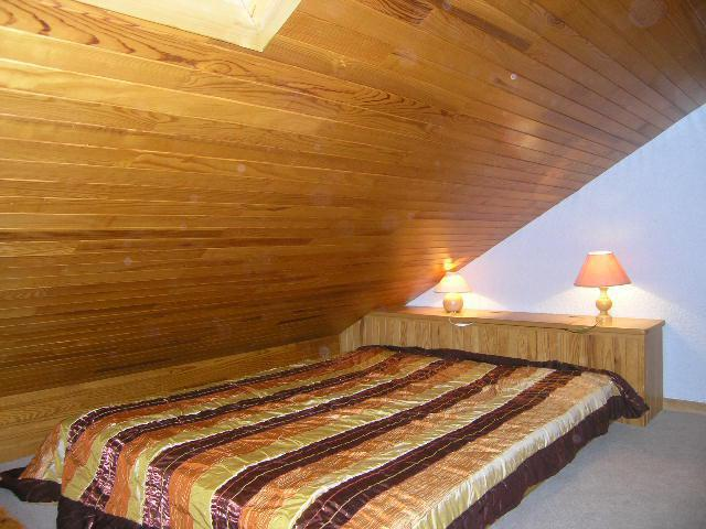 Vacances en montagne Studio mezzanine 5 personnes (32) - Résidence les Brimbelles - Méribel