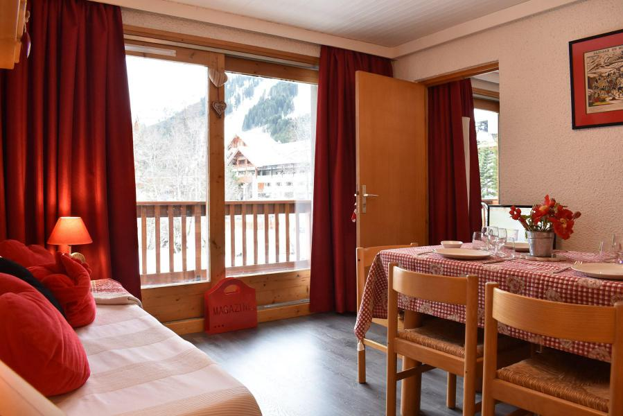 Vacances en montagne Studio divisible 6 personnes (10) - Résidence les Brimbelles - Méribel - Logement