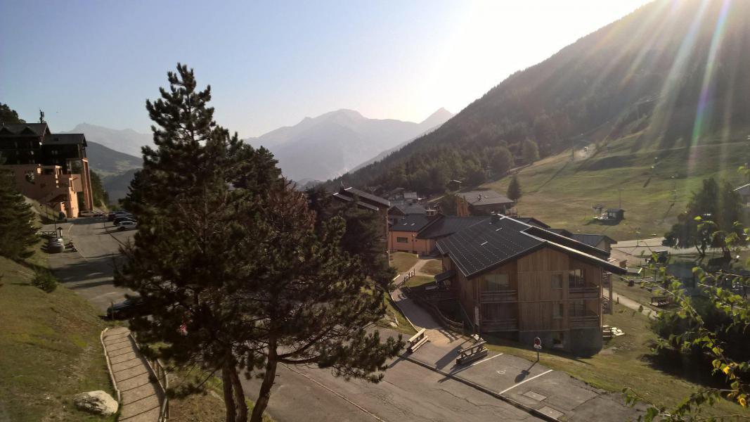 Vacaciones en montaña Apartamento 3 piezas mezzanine para 8 personas (CA45FC) - Résidence les Campanules - La Norma - Verano