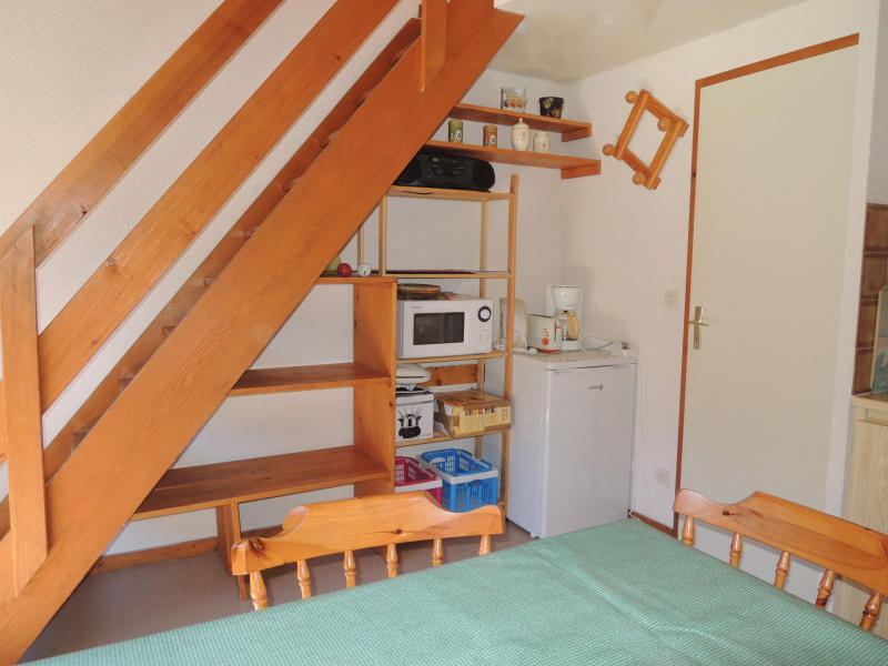 Vakantie in de bergen Appartement duplex 2 kamers bergnis 6 personen (31) - Résidence les Campanules - Châtel