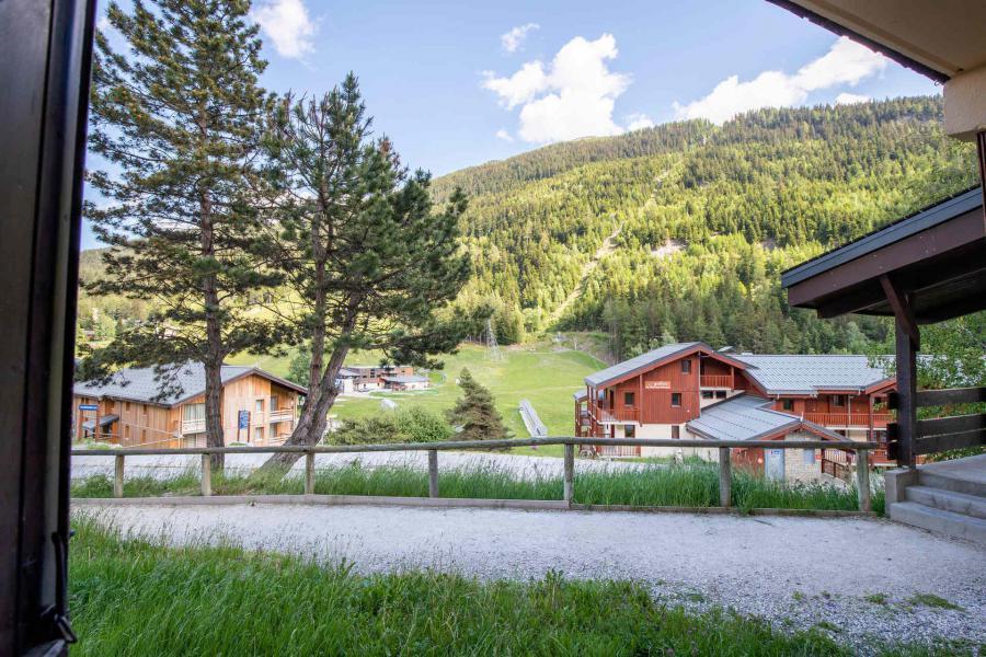 Wakacje w górach Apartament 2 pokojowy 4 osób (CA13FC) - Résidence les Campanules - La Norma