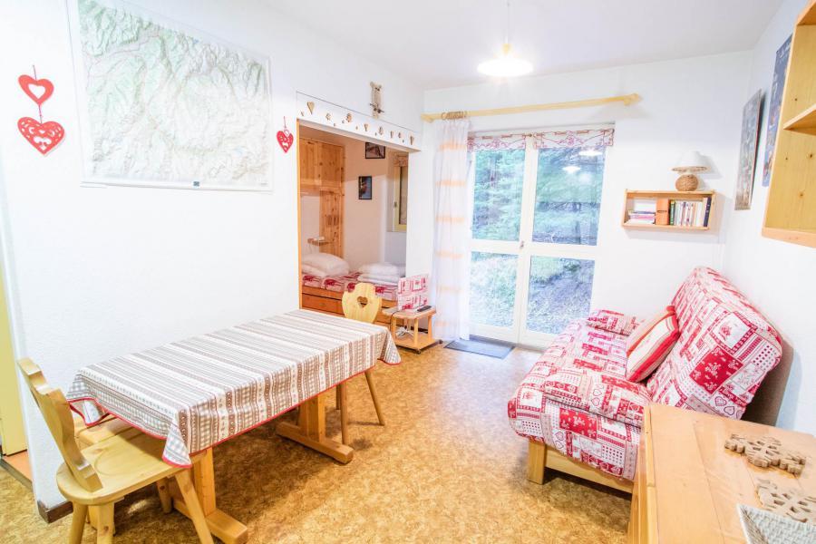 Vacaciones en montaña Apartamento 2 piezas para 4 personas (CA10FB) - Résidence les Campanules - La Norma - Comedor
