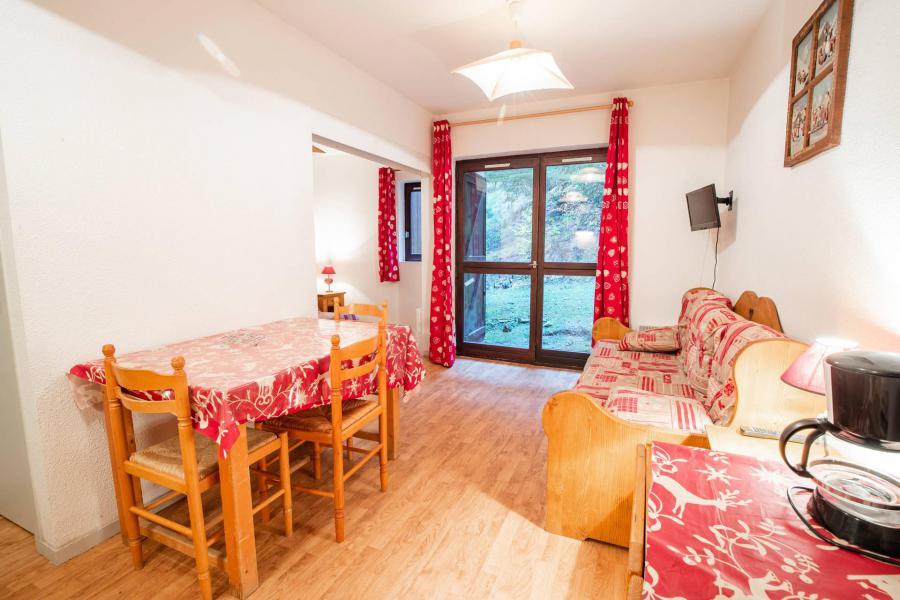 Vacaciones en montaña Apartamento 2 piezas para 4 personas (CA15FC) - Résidence les Campanules - La Norma - Comedor
