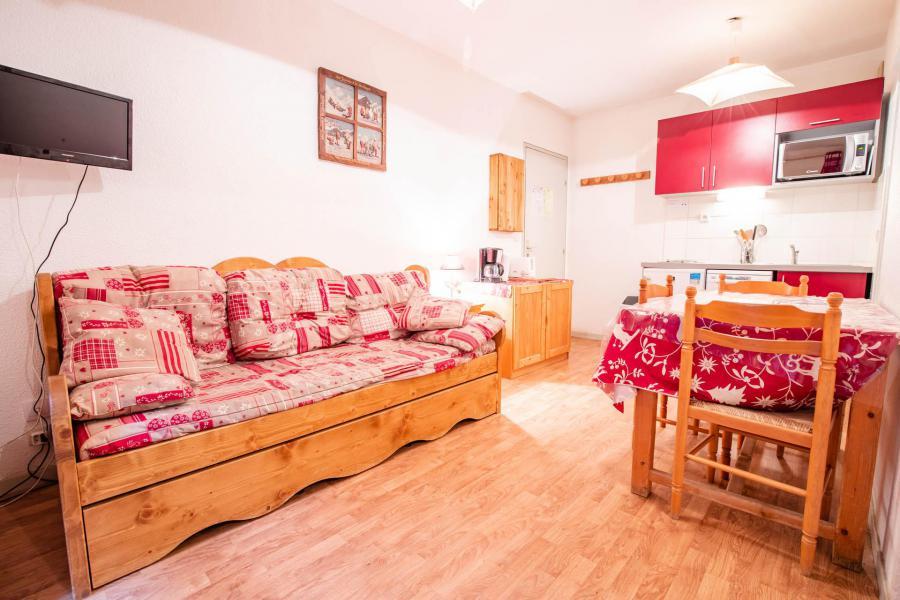 Vacaciones en montaña Apartamento 2 piezas para 4 personas (CA15FC) - Résidence les Campanules - La Norma - Estancia