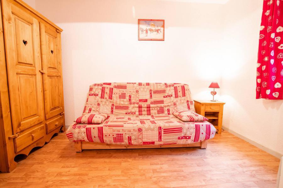 Vacaciones en montaña Apartamento 2 piezas para 4 personas (CA15FC) - Résidence les Campanules - La Norma - Sofá-cajón