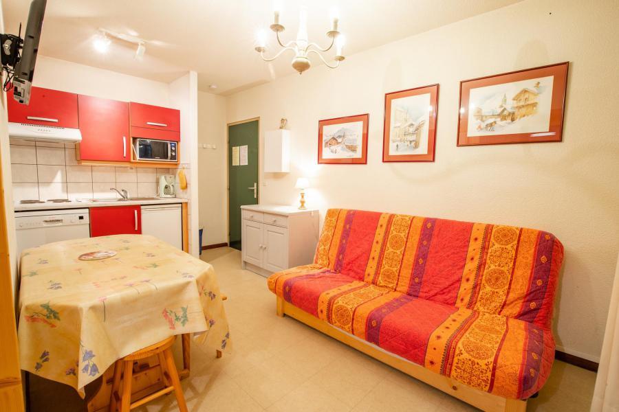 Vacaciones en montaña Apartamento 2 piezas para 4 personas (CA25FB) - Résidence les Campanules - La Norma - Estancia