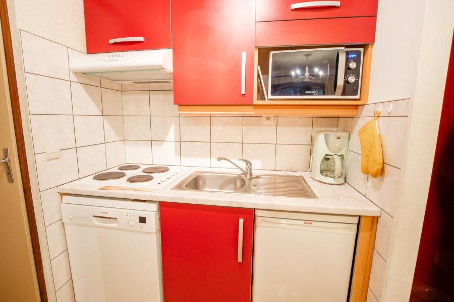 Vacaciones en montaña Apartamento 2 piezas para 4 personas (CA25FB) - Résidence les Campanules - La Norma - Habitación