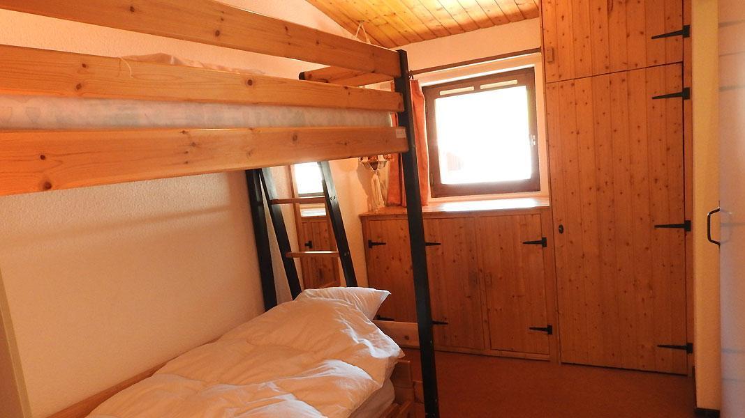 Vacaciones en montaña Apartamento 2 piezas para 4 personas (CA35FA) - Résidence les Campanules - La Norma - Camas superpuestas