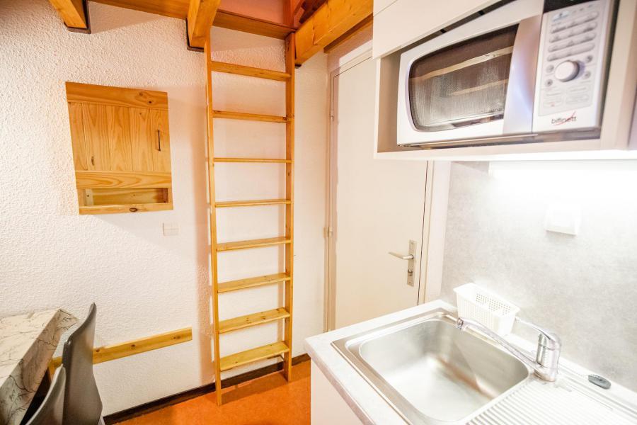 Vacaciones en montaña Apartamento 2 piezas para 4 personas (CA35FA) - Résidence les Campanules - La Norma - Estancia