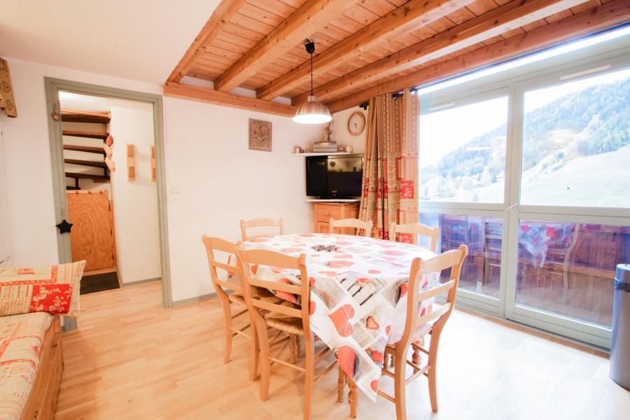 Vacaciones en montaña Apartamento 3 piezas mezzanine para 8 personas (CA45FC) - Résidence les Campanules - La Norma - Estancia