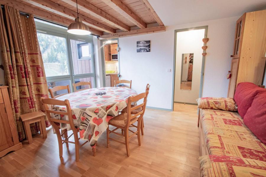 Vacaciones en montaña Apartamento 3 piezas mezzanine para 8 personas (CA45FC) - Résidence les Campanules - La Norma - Habitación