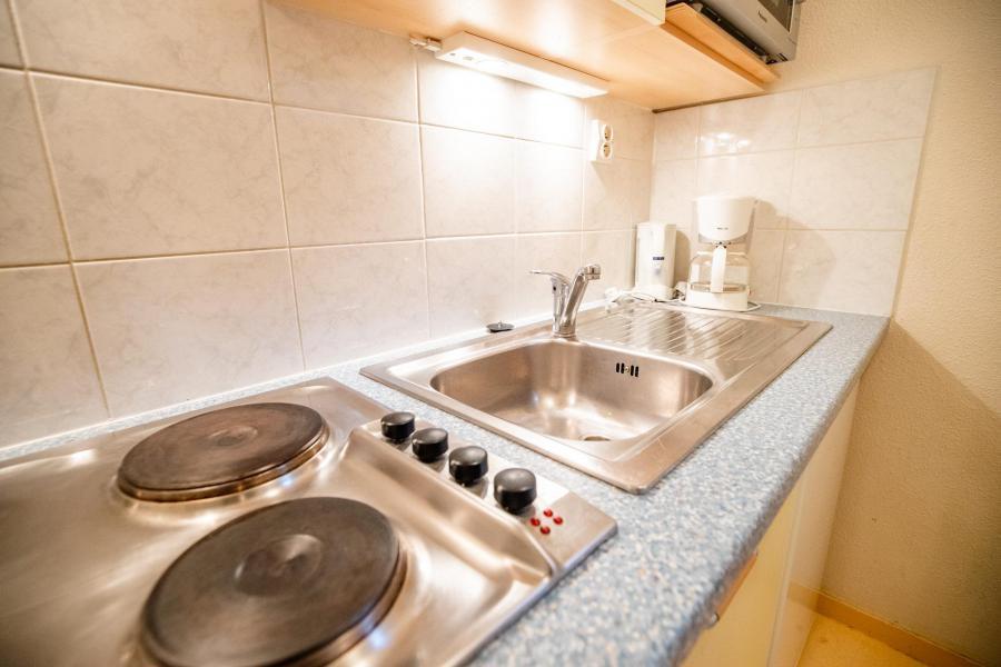 Vacaciones en montaña Apartamento cabina 2 piezas para 6 personas (CA52FC) - Résidence les Campanules - La Norma - Camas superpuestas