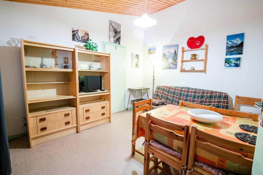 Vacaciones en montaña Apartamento cabina 2 piezas para 6 personas (CA60FC) - Résidence les Campanules - La Norma - Comedor