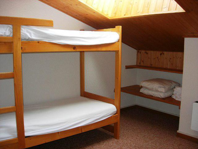 Vacances en montagne Appartement duplex 2 pièces coin montagne 6 personnes (31) - Résidence les Campanules - Châtel - Logement