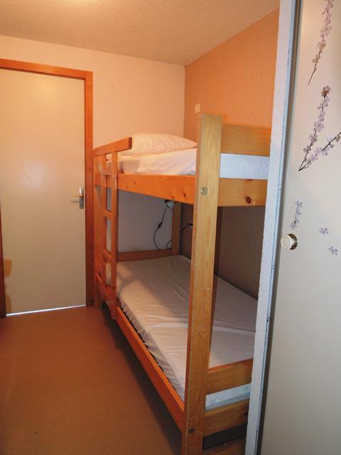 Vacances en montagne Appartement duplex 2 pièces coin montagne 6 personnes (31) - Résidence les Campanules - Châtel - Lits superposés