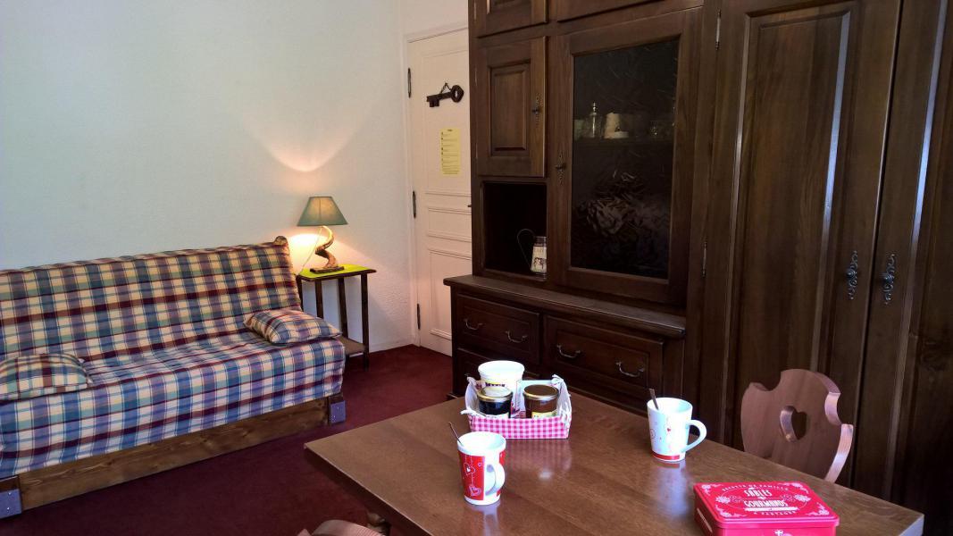 Vacaciones en montaña Estudio para 2 personas (CA11FC) - Résidence les Campanules - La Norma - Alojamiento