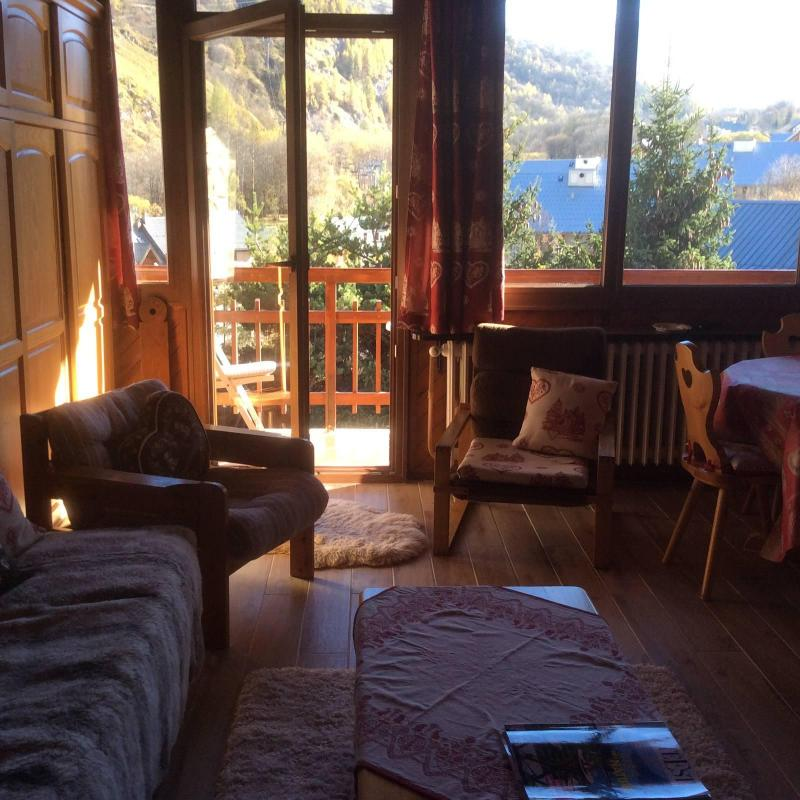 Holiday in mountain resort 2 room apartment 4 people - Résidence les Caquelons - Valloire