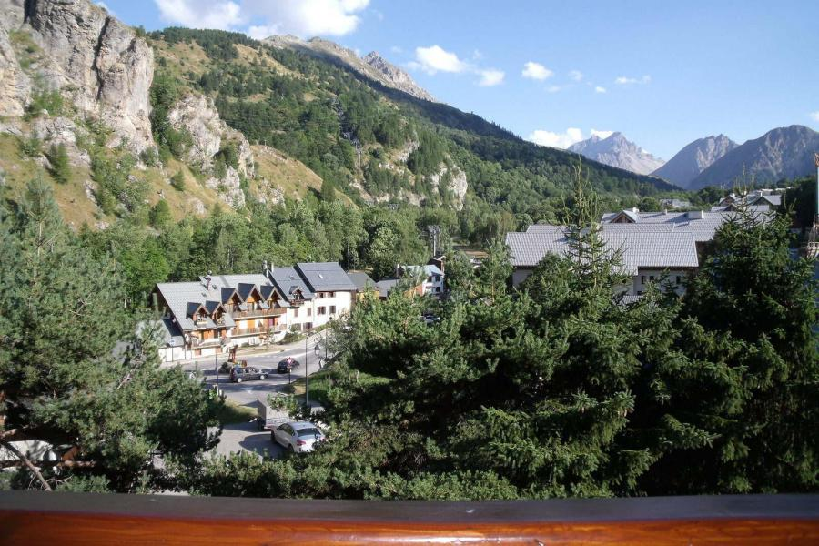 Holiday in mountain resort 2 room apartment 4 people - Résidence les Caquelons - Valloire - Summer outside