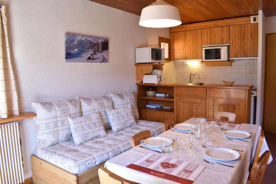 Holiday in mountain resort 3 room apartment 6 people (D9) - Résidence les Carlines - Méribel