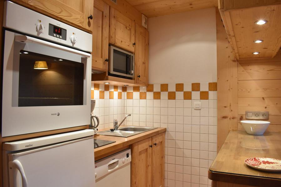 Holiday in mountain resort 2 room apartment 5 people (D16) - Résidence les Carlines - Méribel