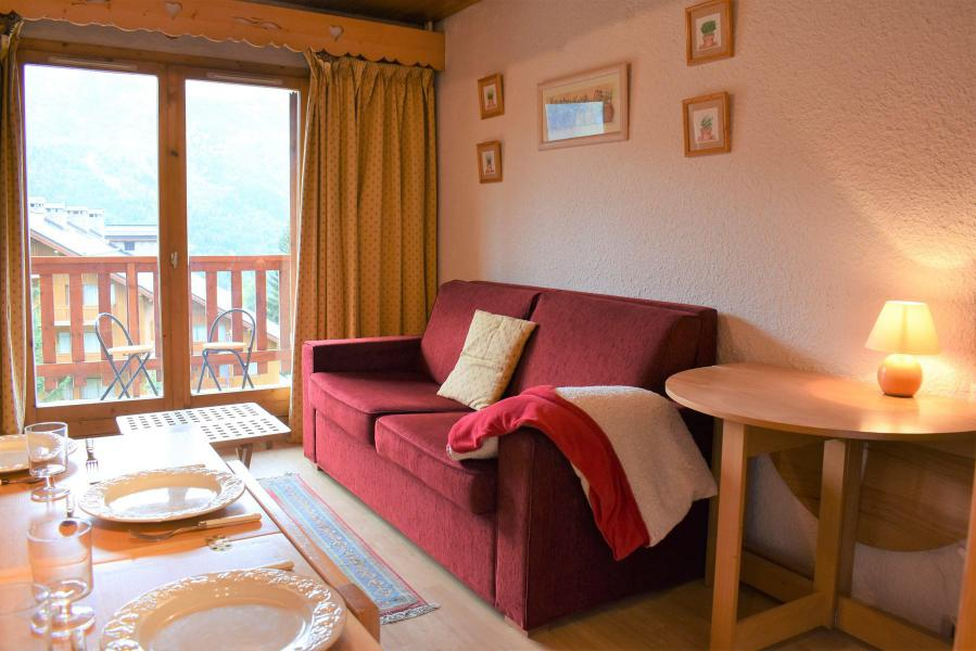 Holiday in mountain resort 2 room apartment 4 people (E7) - Résidence les Carlines - Méribel