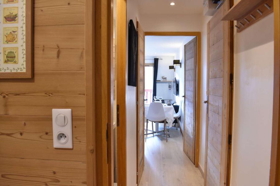 Vacances en montagne Appartement 2 pièces 5 personnes (E17) - Résidence les Carlines - Méribel