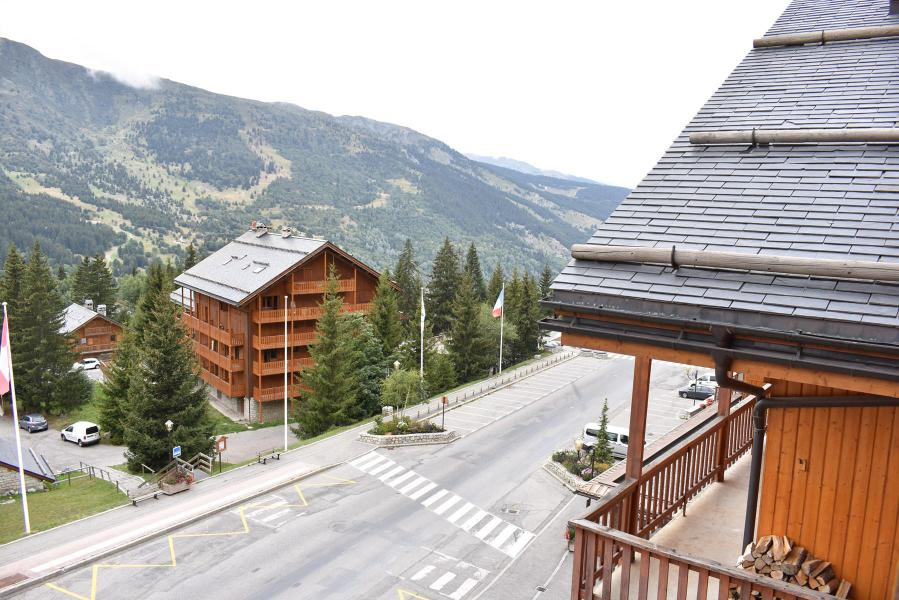 Holiday in mountain resort 2 room apartment 5 people (E17) - Résidence les Carlines - Méribel