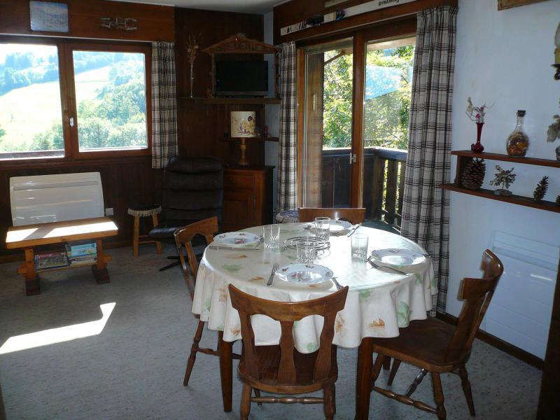 Wakacje w górach Apartament 2 pokojowy 4 osób (03) - Résidence les Carlines - Combloux