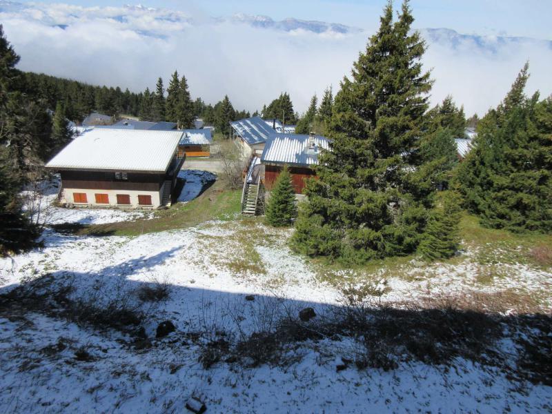 Vacances en montagne Studio 4 personnes (203) - Résidence les Carlines - Chamrousse