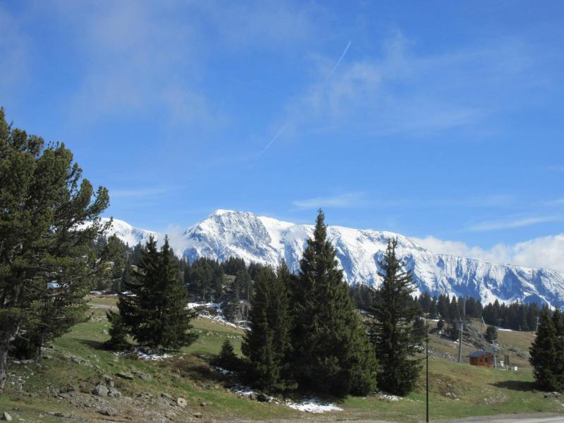 Vacances en montagne Studio 4 personnes (415) - Résidence les Carlines - Chamrousse