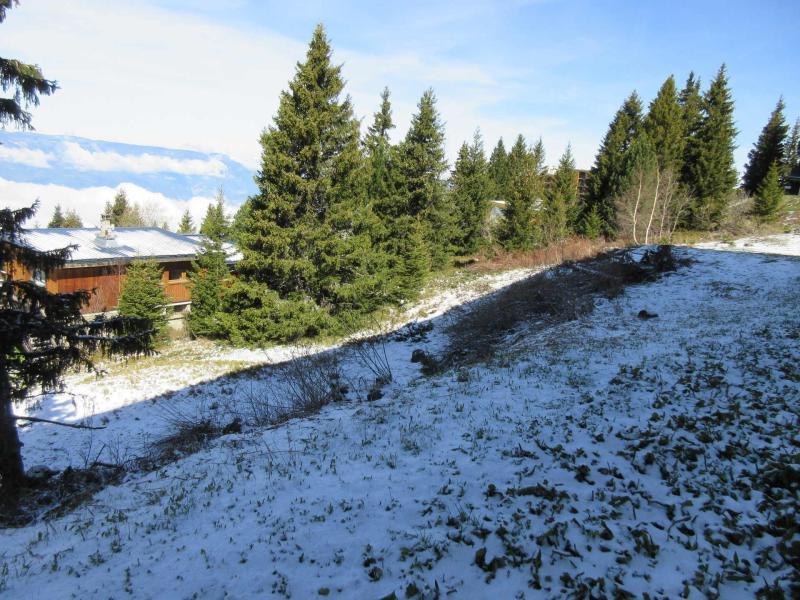 Vacances en montagne Studio 3 personnes (010) - Résidence les Carlines - Chamrousse