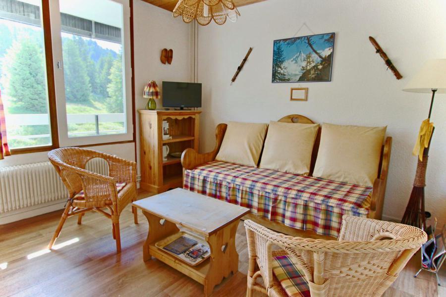 Vacances en montagne Studio 4 personnes (413) - Résidence les Carlines - Chamrousse