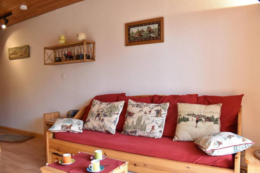 Vacances en montagne Appartement 2 pièces 3 personnes (CARE13) - Résidence les Carlines - Méribel