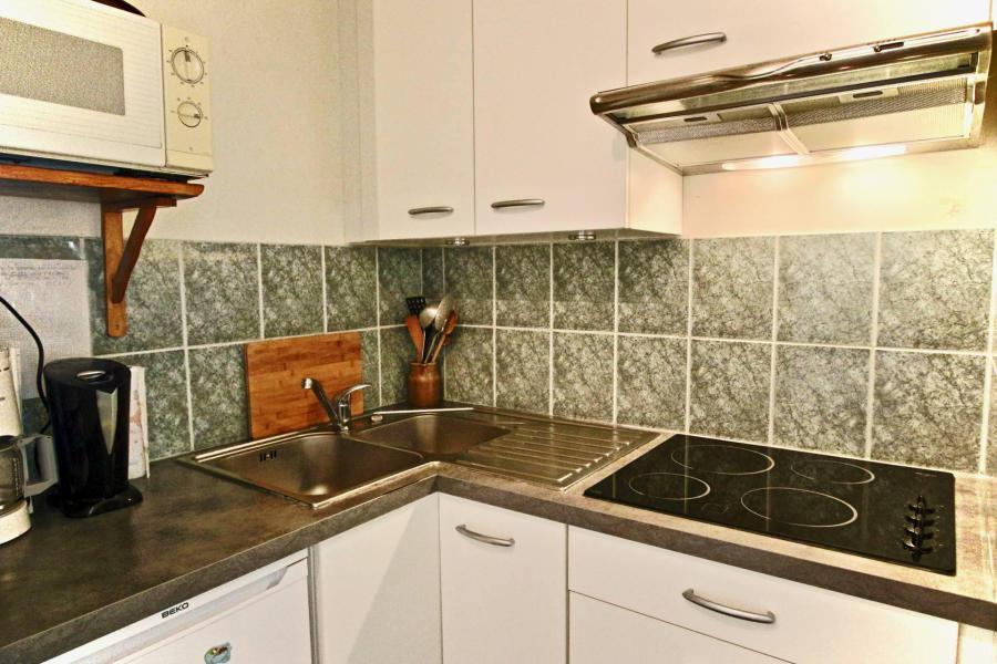 Vacances en montagne Appartement 2 pièces 4 personnes (308) - Résidence les Carlines - Chamrousse - Kitchenette