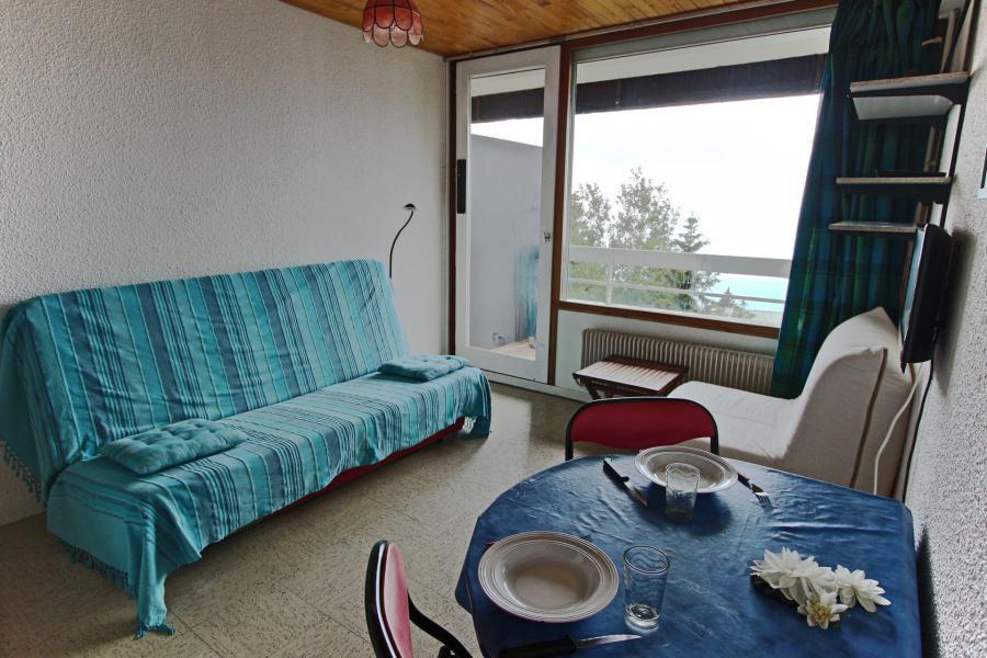 Vacances en montagne Studio 3 personnes (010) - Résidence les Carlines - Chamrousse - Séjour