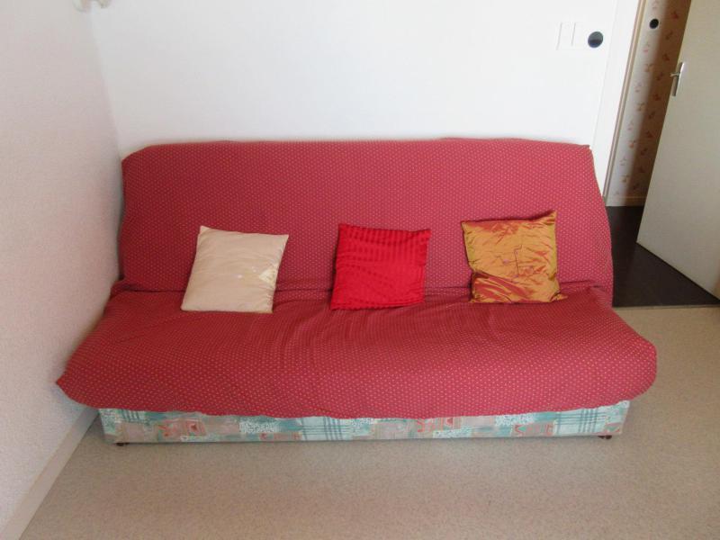 Vacances en montagne Studio 4 personnes (203) - Résidence les Carlines - Chamrousse - Canapé-lit