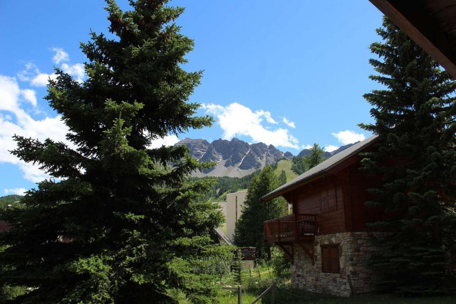 Wakacje w górach Studio 3 osoby (002) - Résidence les Chabrières - Vars