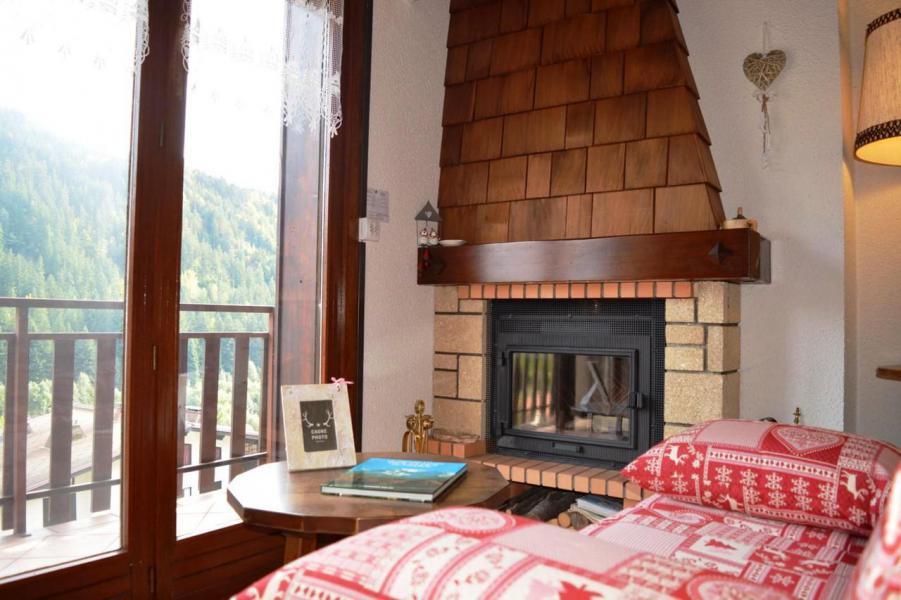 Wakacje w górach Apartament 2 pokojowy z antresolą 6 osób (5A) - Résidence les Chalets - Le Grand Bornand