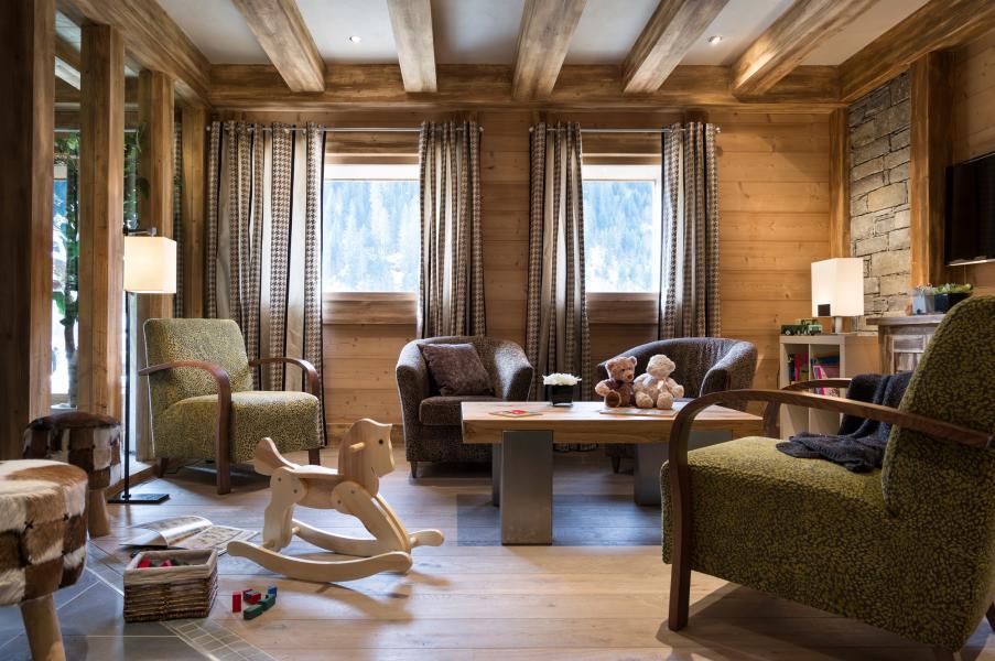 Vacanze in montagna Résidence les Chalets d'Angèle - Châtel - Reception