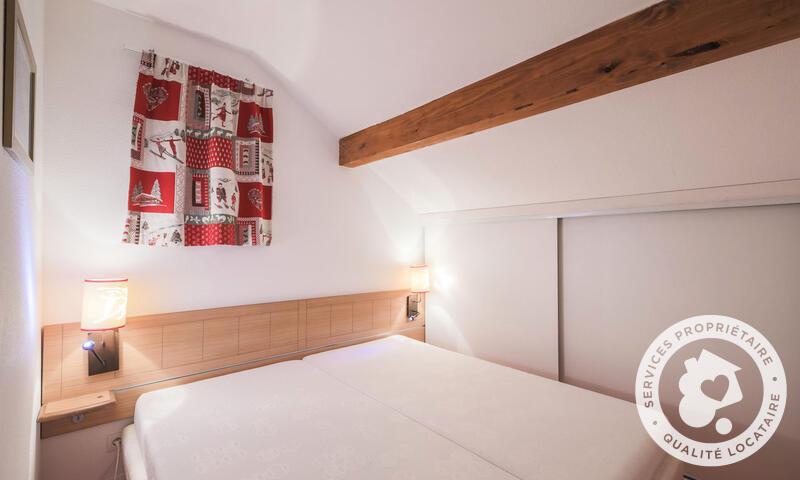 Wakacje w górach Apartament 2 pokojowy 4 osób (Confort 26m²) - Résidence les Chalets D'aurouze - Maeva Home - La Joue du Loup - Pokój