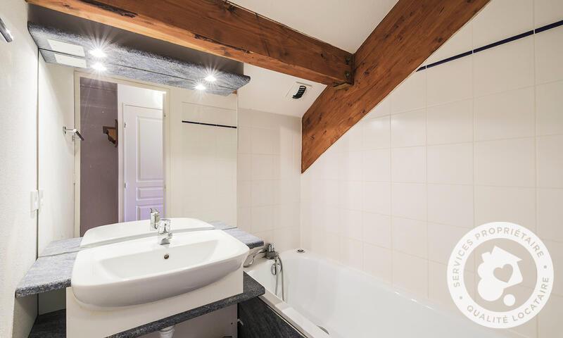 Wakacje w górach Apartament 2 pokojowy 4 osób (Confort 26m²) - Résidence les Chalets D'aurouze - Maeva Home - La Joue du Loup - Łazienka
