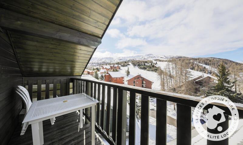 Wakacje w górach Apartament 2 pokojowy 4 osób (Confort 26m²) - Résidence les Chalets D'aurouze - Maeva Home - La Joue du Loup - Na zewnątrz latem